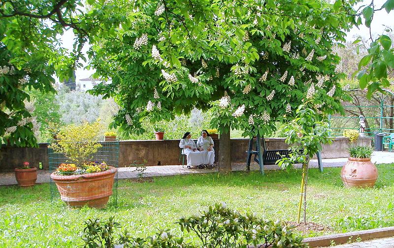 La casa di riposo per anziane for Piani perfetti per la casa di riposo